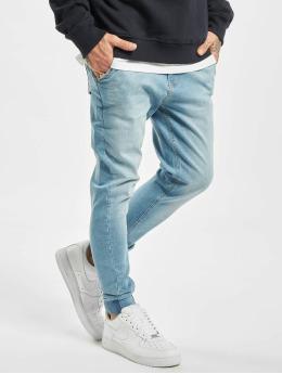 2Y Slim Fit Jeans Milan  blau