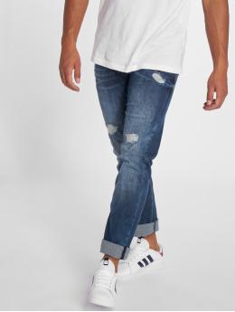 2Y Slim Fit Jeans Used blauw