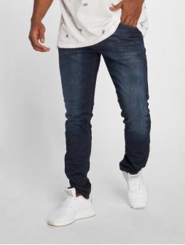 2Y Slim Fit Jeans Corrdo blauw