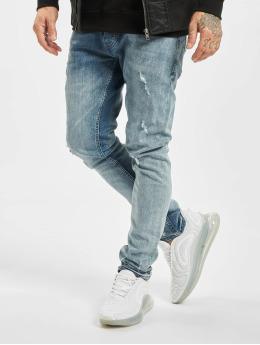 2Y Slim Fit Jeans Jim  blauw