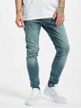 2Y Slim Fit Jeans Davut blauw