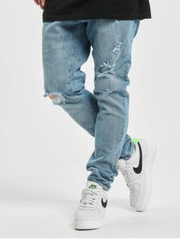 2Y Slim Fit Jeans Murat blauw