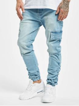 2Y Slim Fit Jeans Cavit  blu