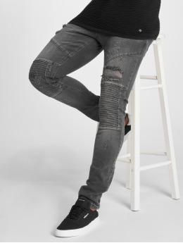 2Y Slim Fit Jeans Liso gray