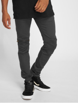2Y Slim Fit Jeans Norman grijs