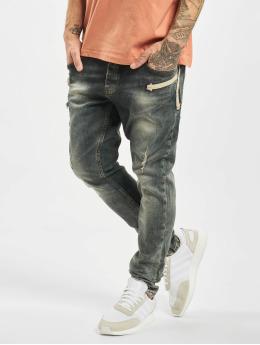 2Y Slim Fit Jeans Malik  grijs