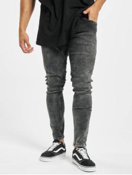 2Y Slim Fit Jeans Erdin  grijs