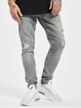 2Y Slim Fit Jeans Kurt  grijs