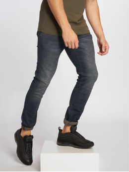2Y Slim Fit Jeans Orbito modrá