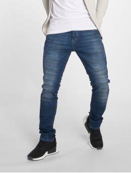 2Y Slim Fit Jeans Duarte modrá