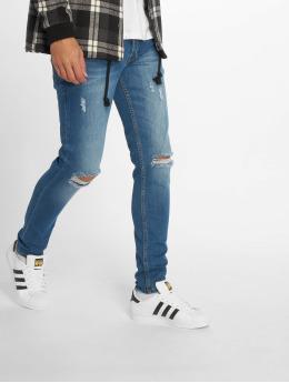 2Y Slim Fit Jeans Henry  modrá