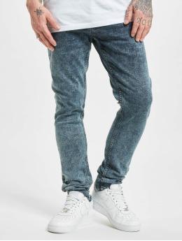 2Y Slim Fit Jeans Wilmington  modrá