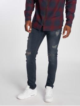 2Y Slim Fit Jeans Slim Fit modrý