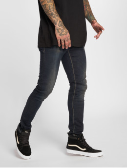2Y Slim Fit Jeans Joe modrý