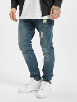 2Y Slim Fit Jeans Eymen  modrý