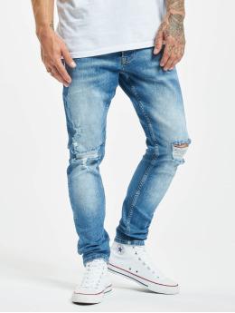 2Y Slim Fit Jeans Dincer modrý