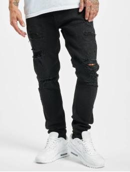 2Y Slim Fit Jeans Alkan  nero