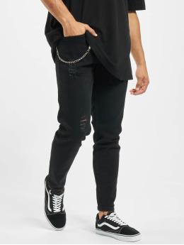 2Y Slim Fit Jeans Jakup  nero