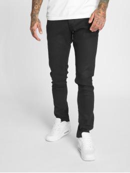 2Y Slim Fit Jeans Premium Edition schwarz