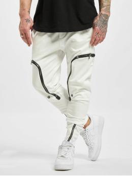 2Y Spodnie do joggingu Hannes  bialy