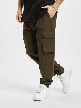 2Y Spodnie do joggingu Beppo  khaki
