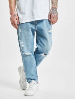 2Y Straight Fit Jeans Lowell  blå