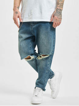 2Y Straight Fit Jeans Peoria  blå