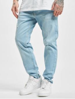 2Y Straight fit jeans Cambridge  blauw