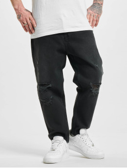 2Y Straight Fit Jeans Evan  blue