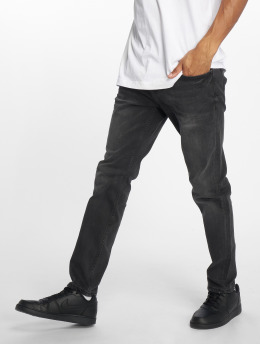 2Y Straight fit jeans Straight zwart
