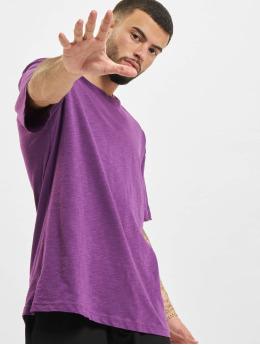 2Y Tričká Basic Fit  fialová
