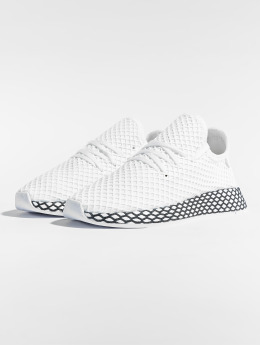adidas originals Сникеры Deerupt Runner J белый