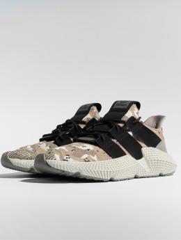 adidas originals Сникеры Prophere коричневый