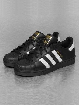 adidas originals Сникеры Superstar Founda черный