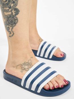 Adidas Adilette Adiblue/White/Adiblue