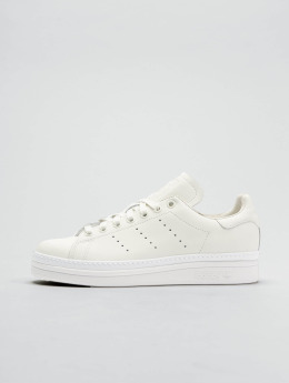 adidas originals Baskets Stan Smith New Bold blanc