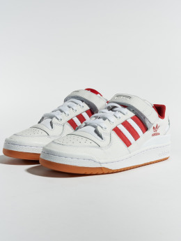 adidas originals Baskets Forum Lo blanc