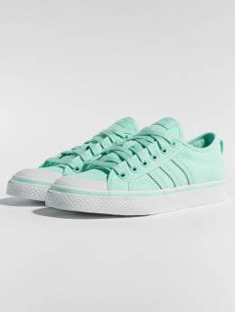 adidas originals Baskets Nizza W vert