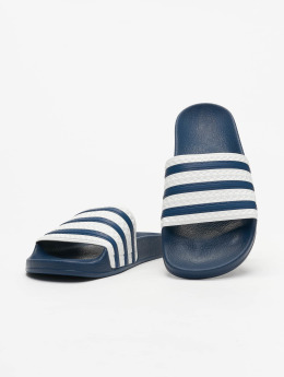 adidas originals Sandals Adilette blue