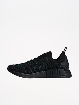 adidas originals Sneaker NMD_R1 STLT  Parley Primeknit  nero