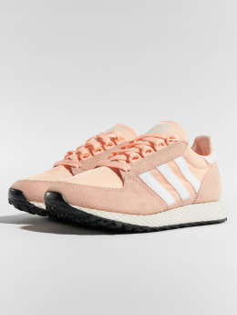 adidas originals sneaker Forest Grove W oranje