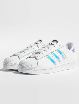 adidas superstar rose gold streifen damen