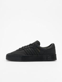 adidas originals sneaker Sambarose W zwart
