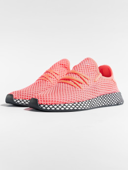 adidas originals Sneakers Deerupt Runner èervená