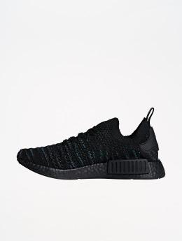 adidas originals Sneakers NMD_R1 STLT  Parley Primeknit èierna