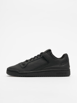 adidas originals Sneakers Forum Lo Decon black
