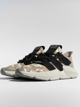 adidas originals Sneakers Prophere brazowy