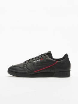 adidas originals Sneakers Continental 80 czarny