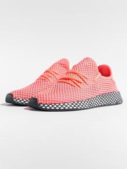 adidas originals Snejkry Deerupt Runner červený