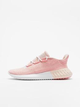 adidas originals Snejkry Tubular Dusk J růžový